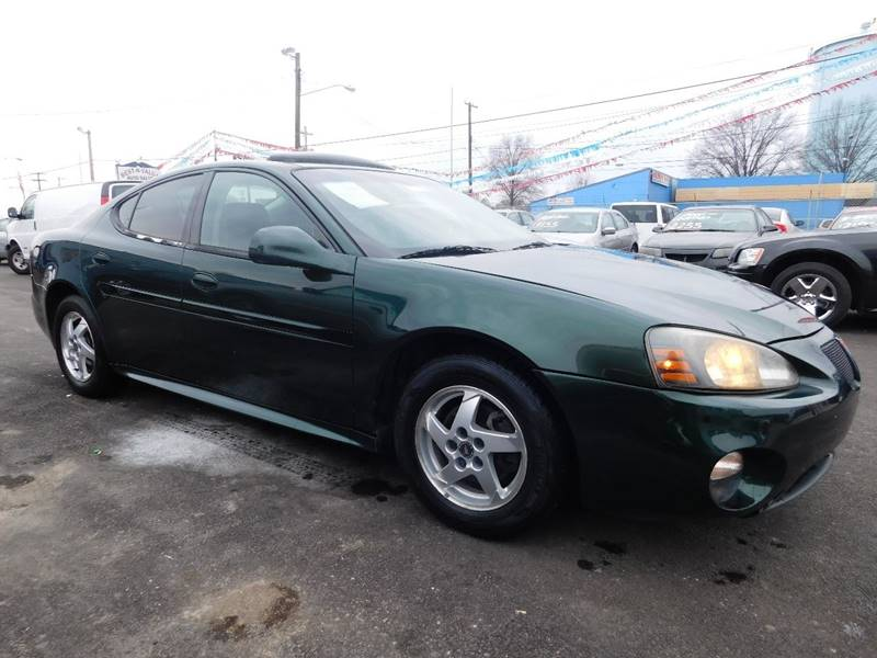 2004 Pontiac Grand Prix for sale at Best N Value Auto Sales in Akron OH