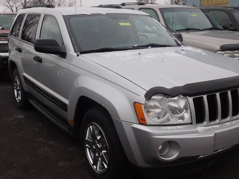 2006 Jeep Grand Cherokee for sale at Best N Value Auto Sales in Akron OH