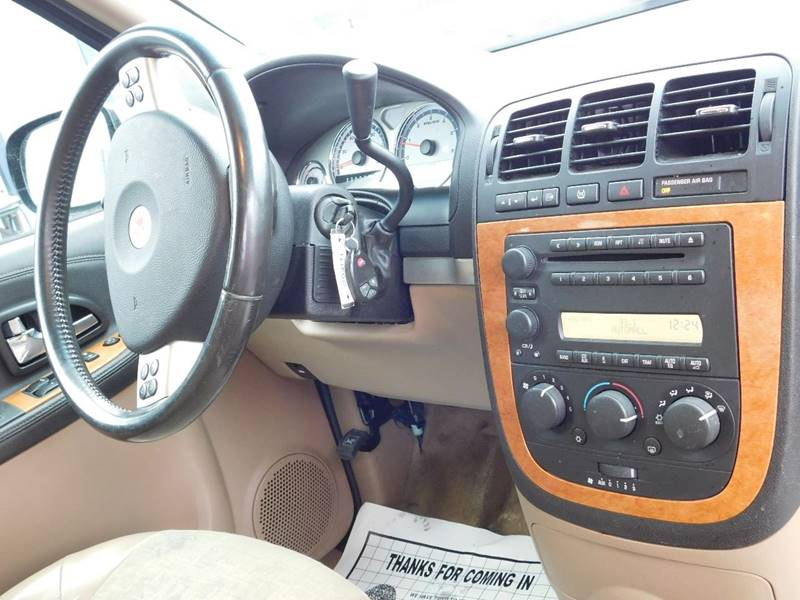 2005 Saturn Relay for sale at Best N Value Auto Sales in Akron OH