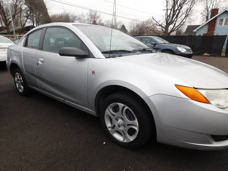 2003 Saturn Ion for sale at Best N Value Auto Sales in Akron OH