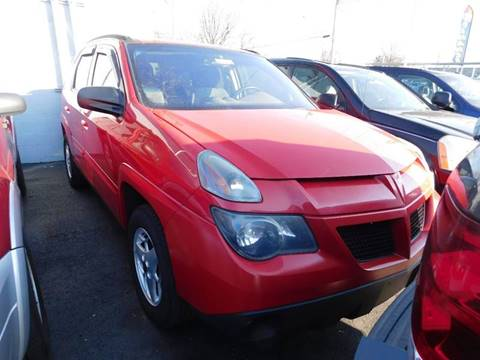 2005 Pontiac Aztek for sale in Akron, OH