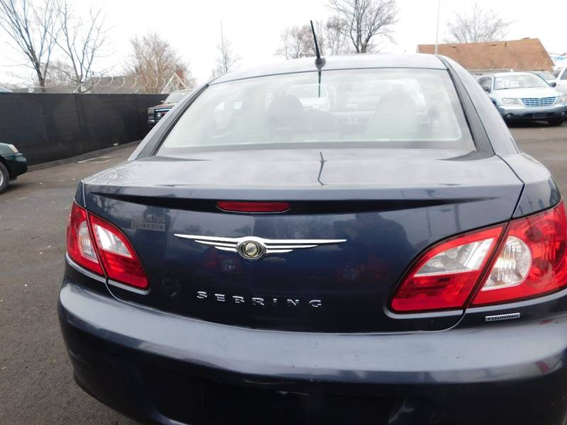 2007 Chrysler Sebring for sale at Best N Value Auto Sales in Akron OH