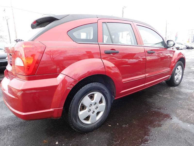 2008 Dodge Caliber for sale at Best N Value Auto Sales in Akron OH