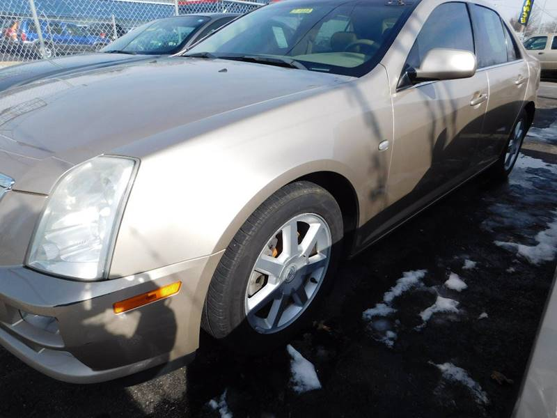 2005 Cadillac STS for sale at Best N Value Auto Sales in Akron OH