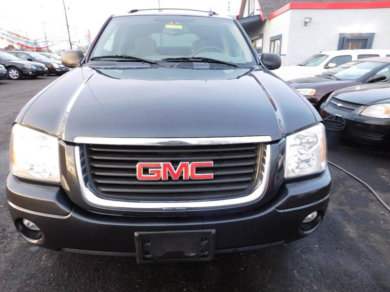 2005 GMC Envoy for sale at Best N Value Auto Sales in Akron OH