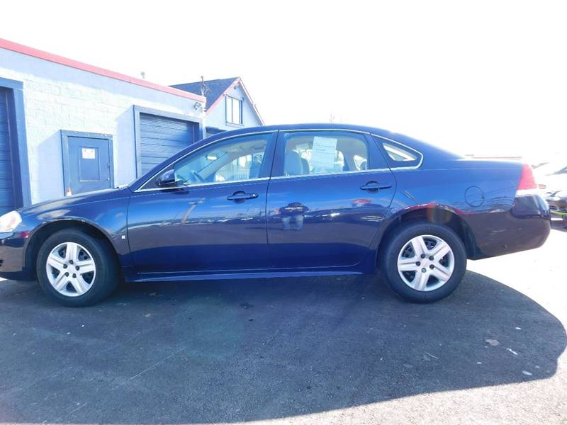 2010 Chevrolet Impala for sale at Best N Value Auto Sales in Akron OH