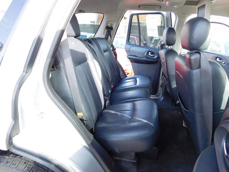 2006 Chevrolet TrailBlazer for sale at Best N Value Auto Sales in Akron OH