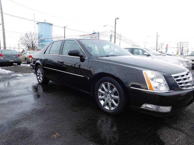 2008 Cadillac DTS for sale at Best N Value Auto Sales in Akron OH