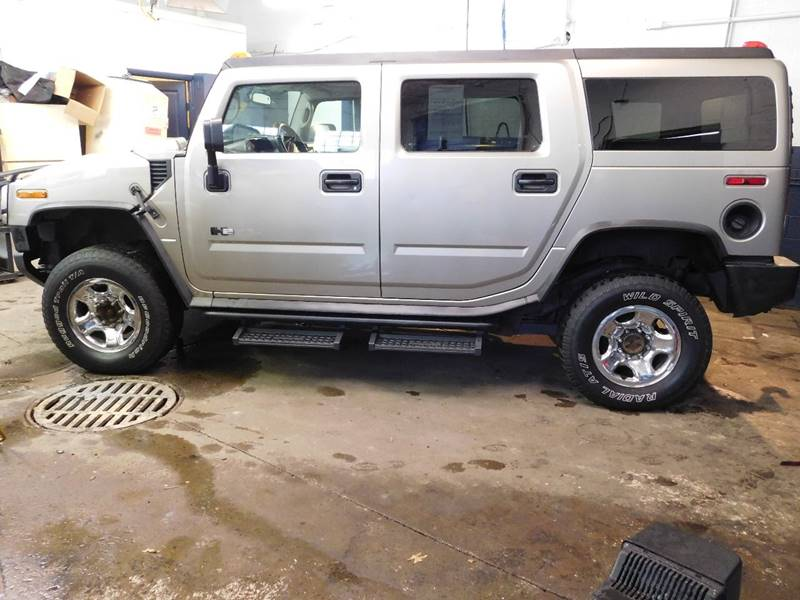 2003 HUMMER H2 for sale at Best N Value Auto Sales in Akron OH