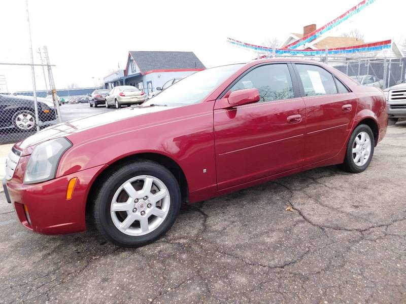 2006 Cadillac CTS for sale at Best N Value Auto Sales in Akron OH