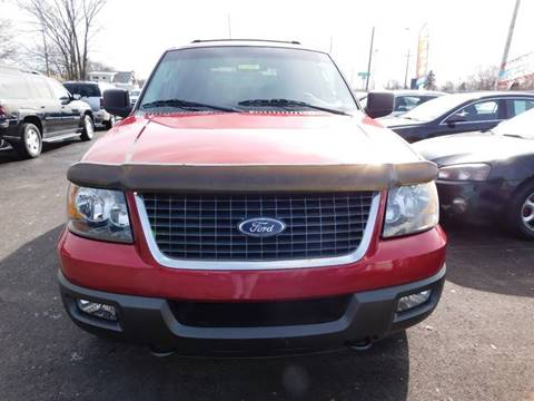 2003 Ford Expedition for sale in Akron, OH