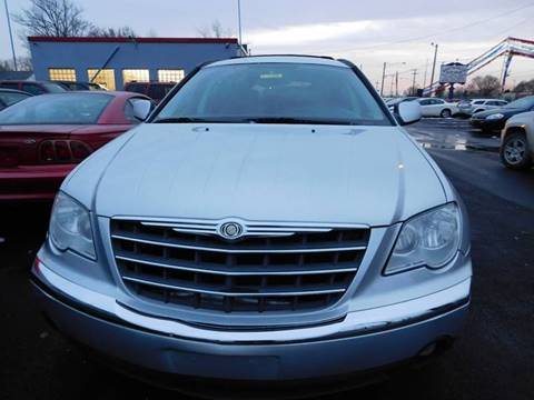 2007 Chrysler Pacifica for sale at Best N Value Auto Sales in Akron OH