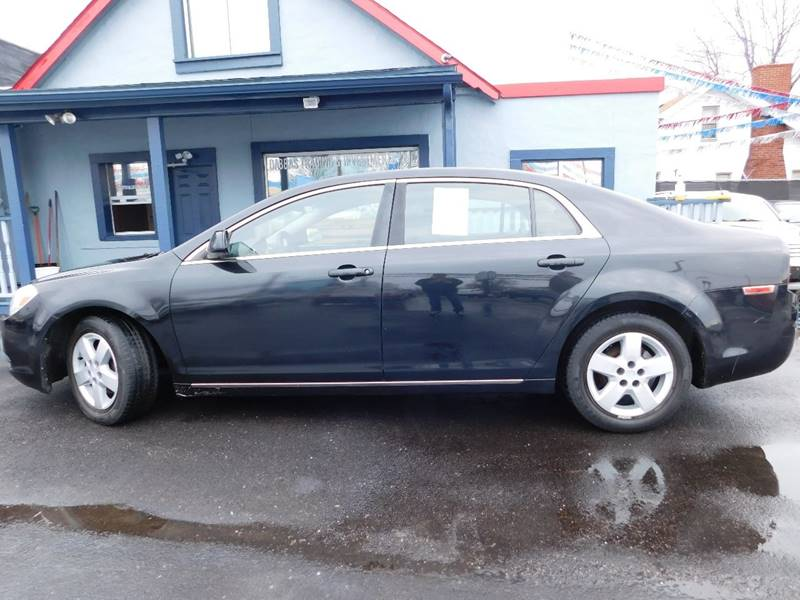 2010 Chevrolet Malibu for sale at Best N Value Auto Sales in Akron OH