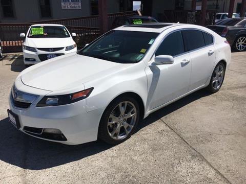 2013 Acura TL for sale in Salinas, CA