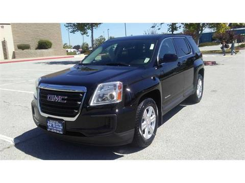 2016 GMC Terrain for sale in Salinas, CA