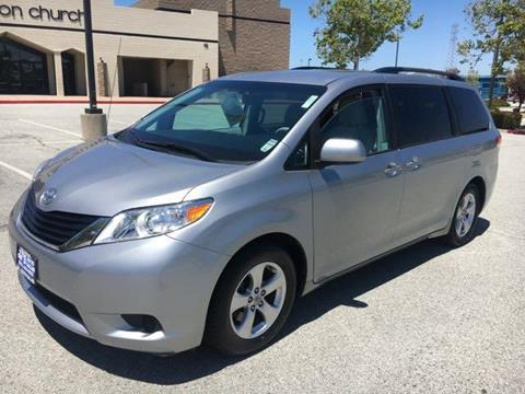 2013 Toyota Sienna for sale in Salinas, CA