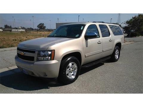 2010 Chevrolet Suburban for sale in Salinas, CA