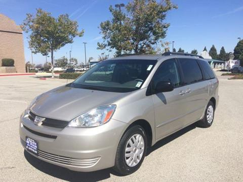 2005 Toyota Sienna for sale in Salinas, CA