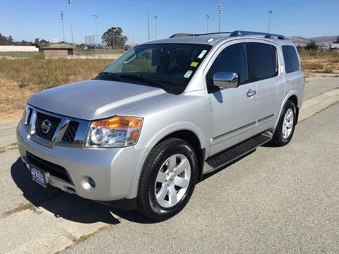 2012 Nissan Armada for sale in Salinas, CA
