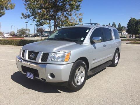 2006 Nissan Armada for sale in Salinas, CA