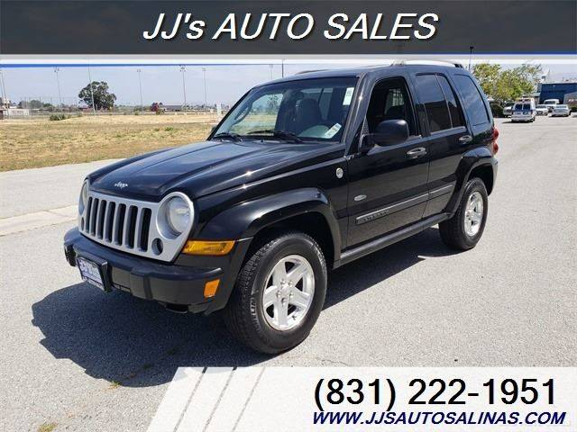 2007 Jeep Liberty For Sale At JJu0027s Auto Sales In Salinas CA