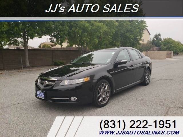 2008 Acura Tl For Sale At Jjs Auto Sales In Salinas Ca