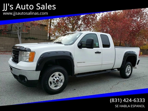 2011 GMC Sierra 2500HD for sale in Salinas, CA
