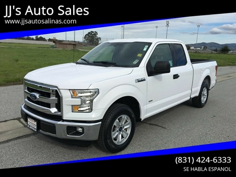 2016 Ford F-150 for sale in Salinas, CA