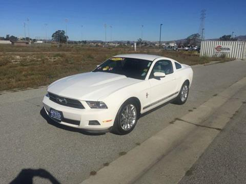 2012 Ford Mustang for sale in Salinas, CA