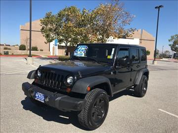 2011 Jeep Wrangler Unlimited for sale in Salinas, CA