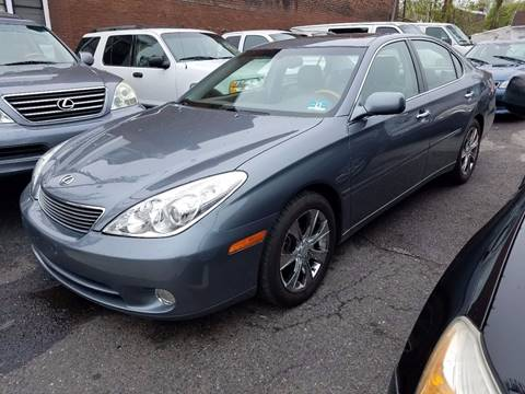 2005 Lexus ES 330 for sale at Rockland Auto Sales in Philadelphia PA