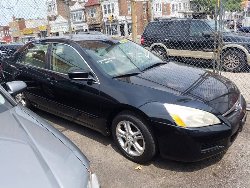 2007 Honda Accord For Sale At Rockland Auto Sales In Philadelphia PA