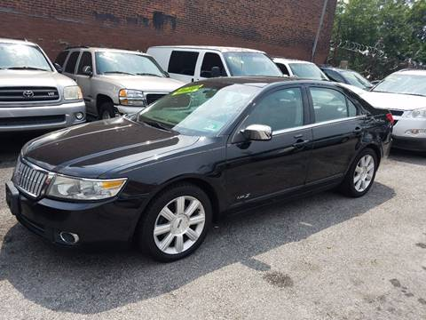 2008 Lincoln MKZ for sale at Rockland Auto Sales in Philadelphia PA