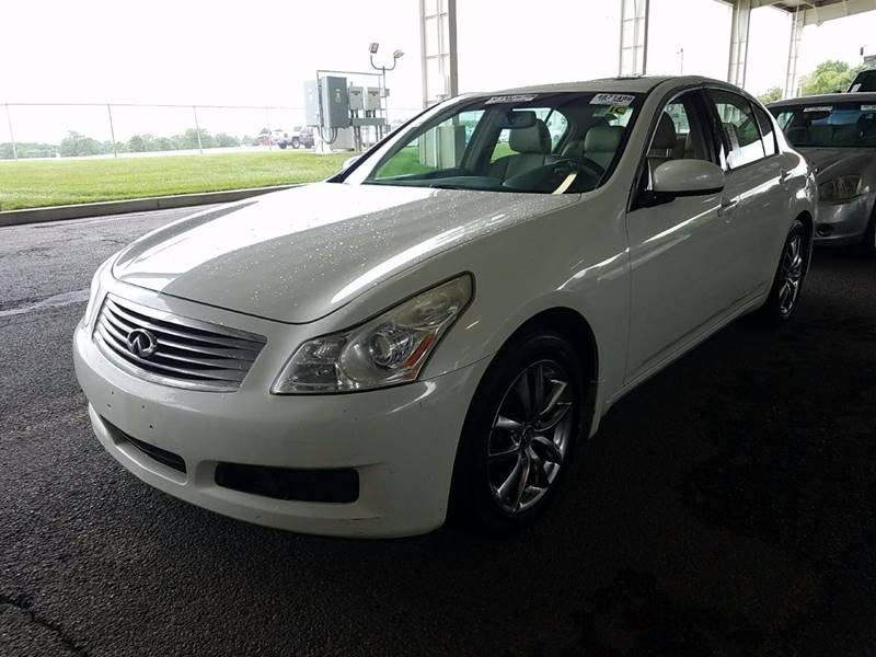 2008 Infiniti G35 for sale at Rockland Auto Sales in Philadelphia PA