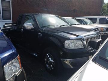 2006 Ford F-150 for sale at Rockland Auto Sales in Philadelphia PA