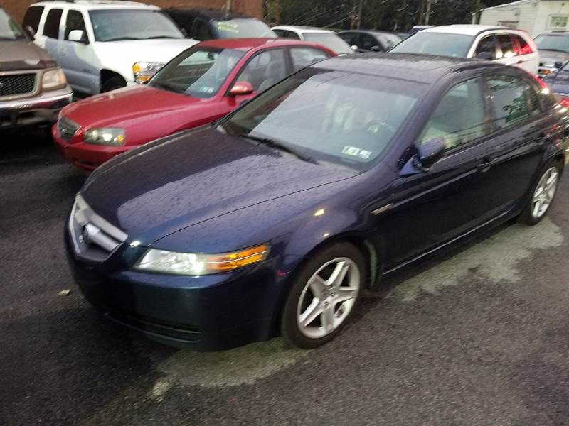 Acura TL WNavi In Philadelphia PA Rockland Auto Sales - Acura tl 2006 for sale