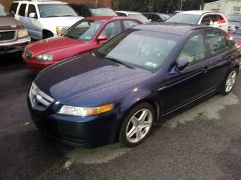2006 Acura TL for sale at Rockland Auto Sales in Philadelphia PA