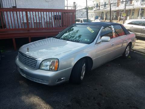2000 Cadillac DeVille for sale at Rockland Auto Sales in Philadelphia PA