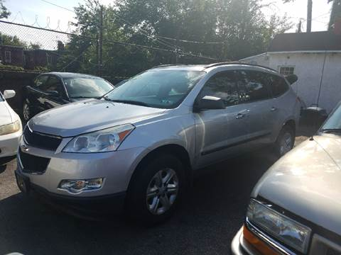 2010 Chevrolet Traverse for sale at Rockland Auto Sales in Philadelphia PA