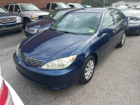 2005 Toyota Camry for sale at Rockland Auto Sales in Philadelphia PA