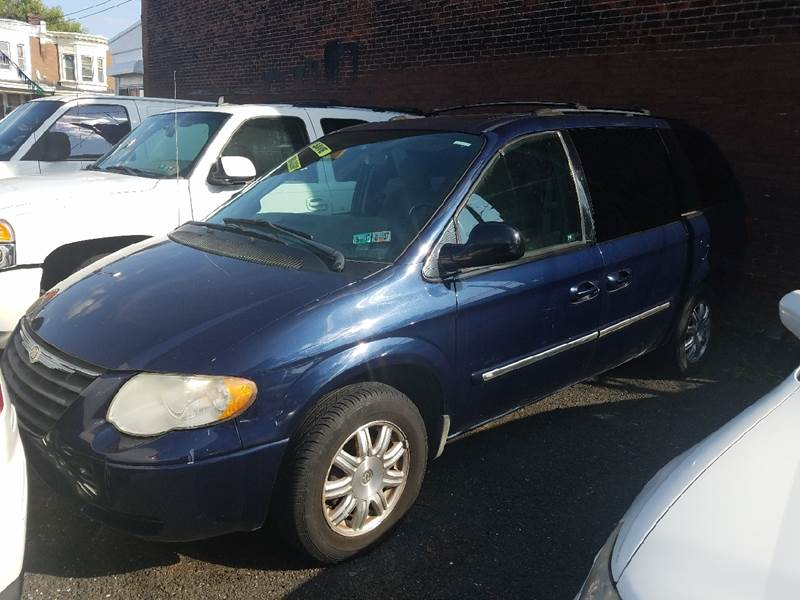 2005 Chrysler Town and Country for sale at Rockland Auto Sales in Philadelphia PA