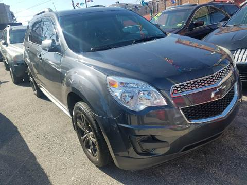 2010 Chevrolet Equinox for sale at Rockland Auto Sales in Philadelphia PA