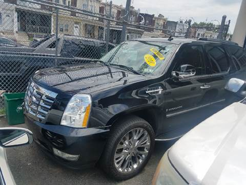 2007 Cadillac Escalade for sale at Rockland Auto Sales in Philadelphia PA