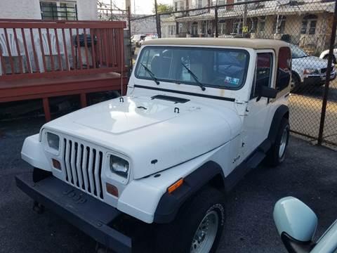 1988 Jeep Wrangler for sale in Philadelphia, PA