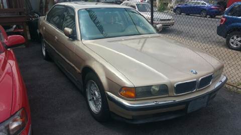 1997 BMW 7 Series for sale at Rockland Auto Sales in Philadelphia PA