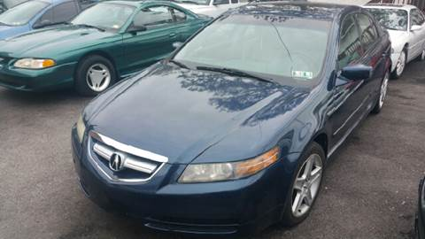 2004 Acura TL for sale at Rockland Auto Sales in Philadelphia PA