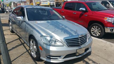2010 Mercedes-Benz S-Class for sale at Rockland Auto Sales in Philadelphia PA