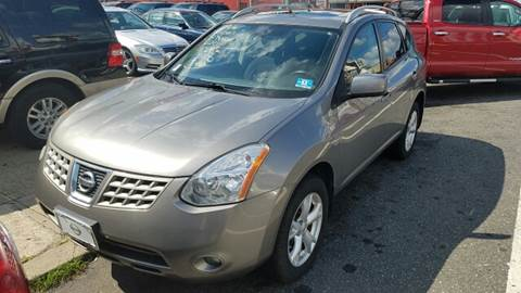 2008 Nissan Rogue for sale at Rockland Auto Sales in Philadelphia PA