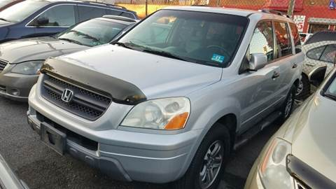 2003 Honda Pilot for sale at Rockland Auto Sales in Philadelphia PA
