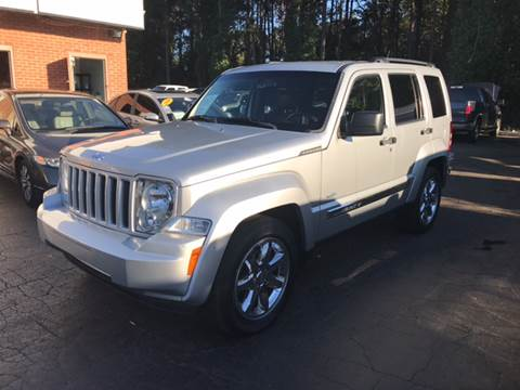2012 Jeep Liberty for sale in Snellville, GA